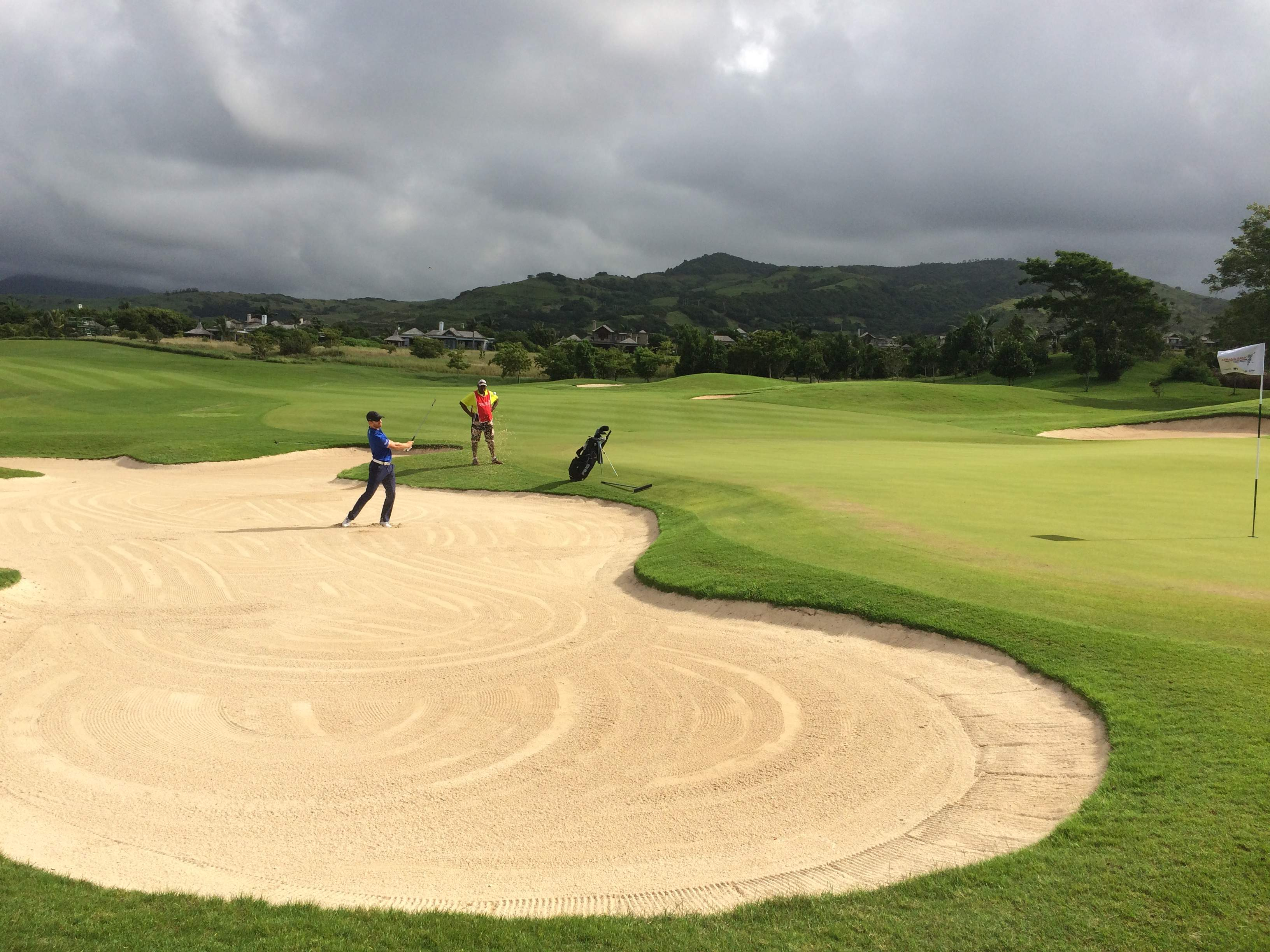 Heritage Golf Course Mauritius - Golf Holidays