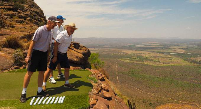 Fun on the Extreme 19th at Legends South Africa