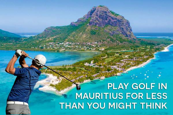 Play golf in Mauritius for less than you might think
