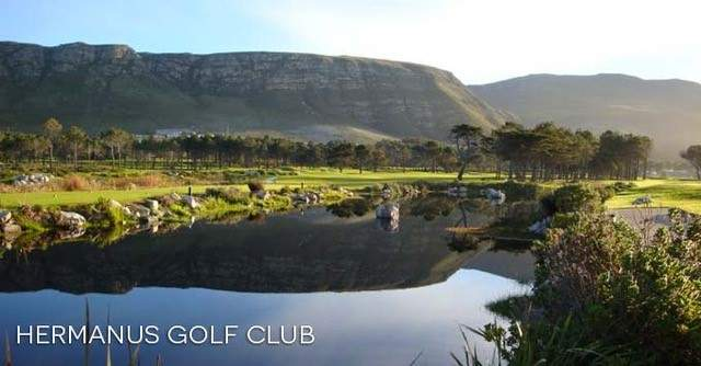Hermanus Golf Club, one of Chaka Travel's favourite South African courses
