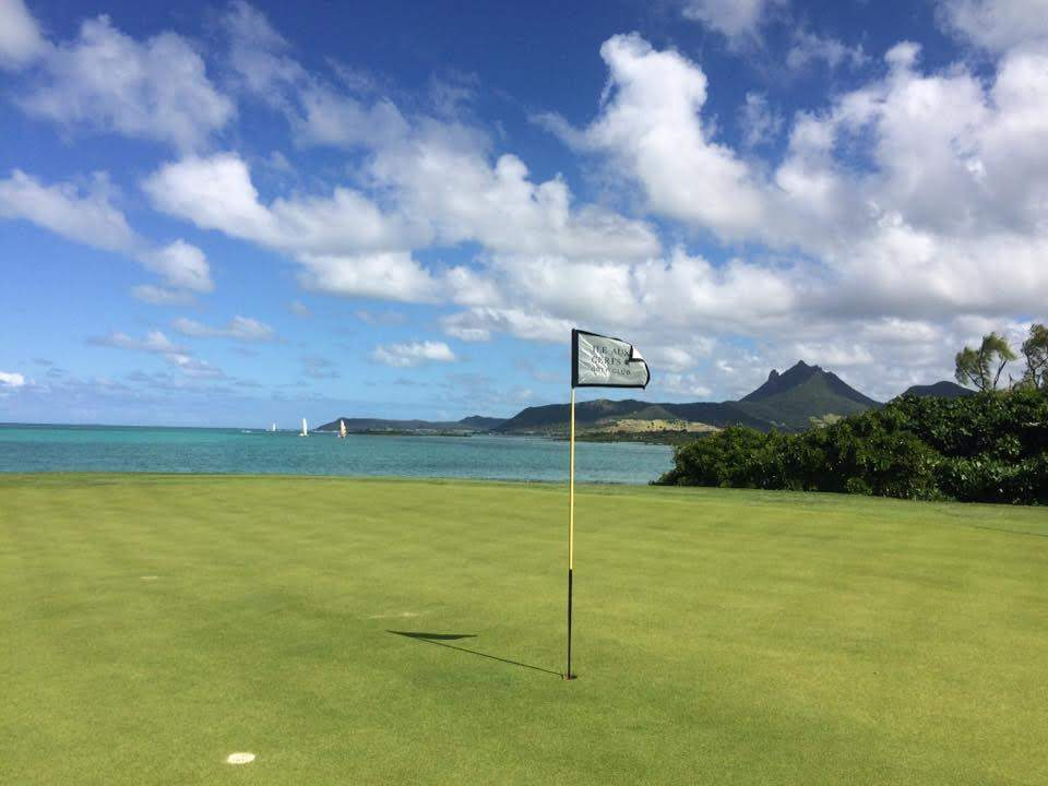 Mauritius Golf Holidays playing Ile aux Cerf Golf Course