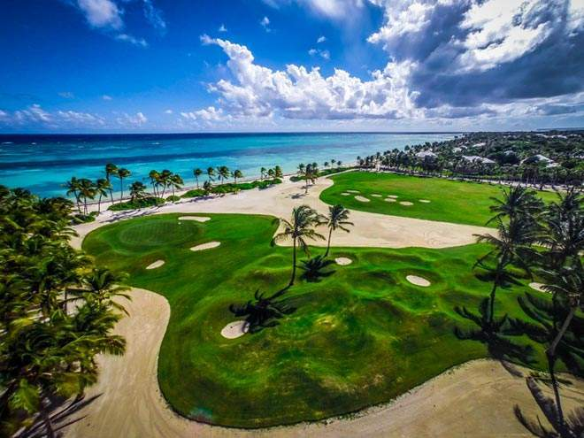 La Cana Caribbean Dominican Republic Golf Holiday