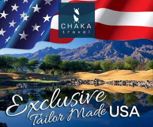 USA Exclusive deals from Chaka Travel