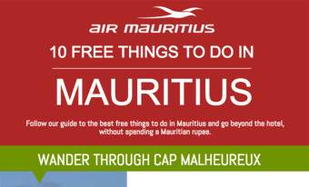 Top 10 Free things to do in Mauritius