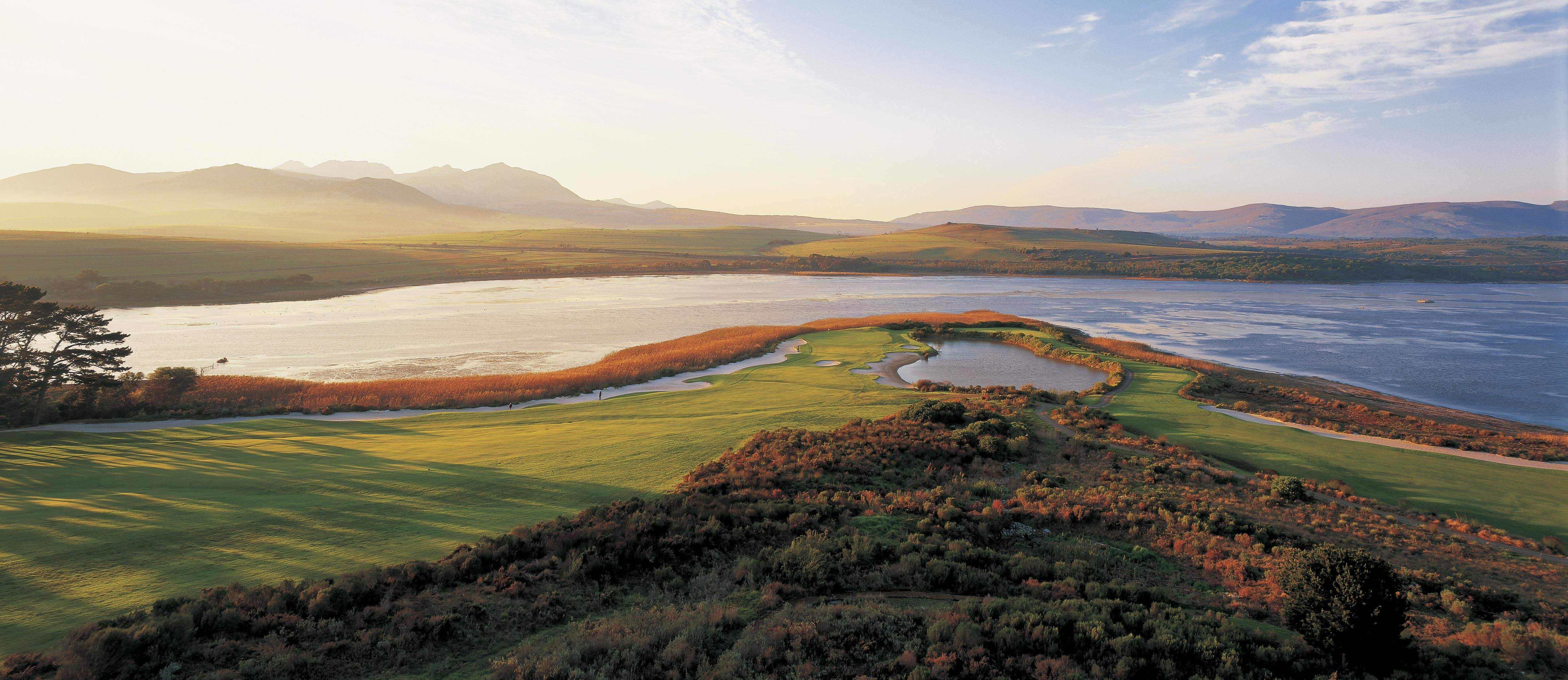 First hand golf course review Arabella Golf Course by Chaka Travel