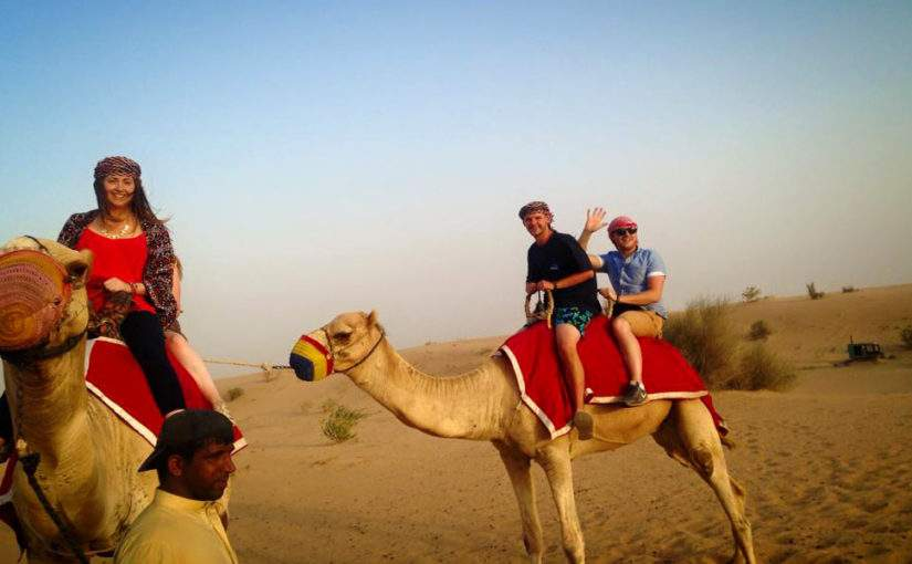 Dubai – Sunset Desert Safari