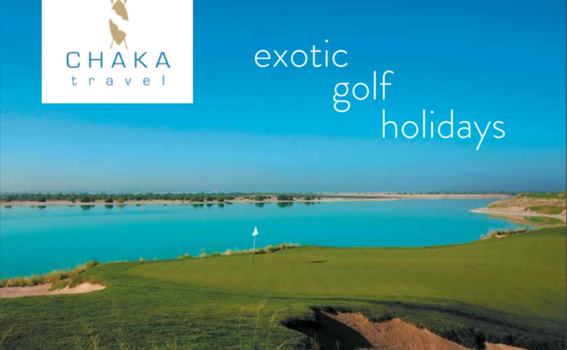 Exotic golf holidays
