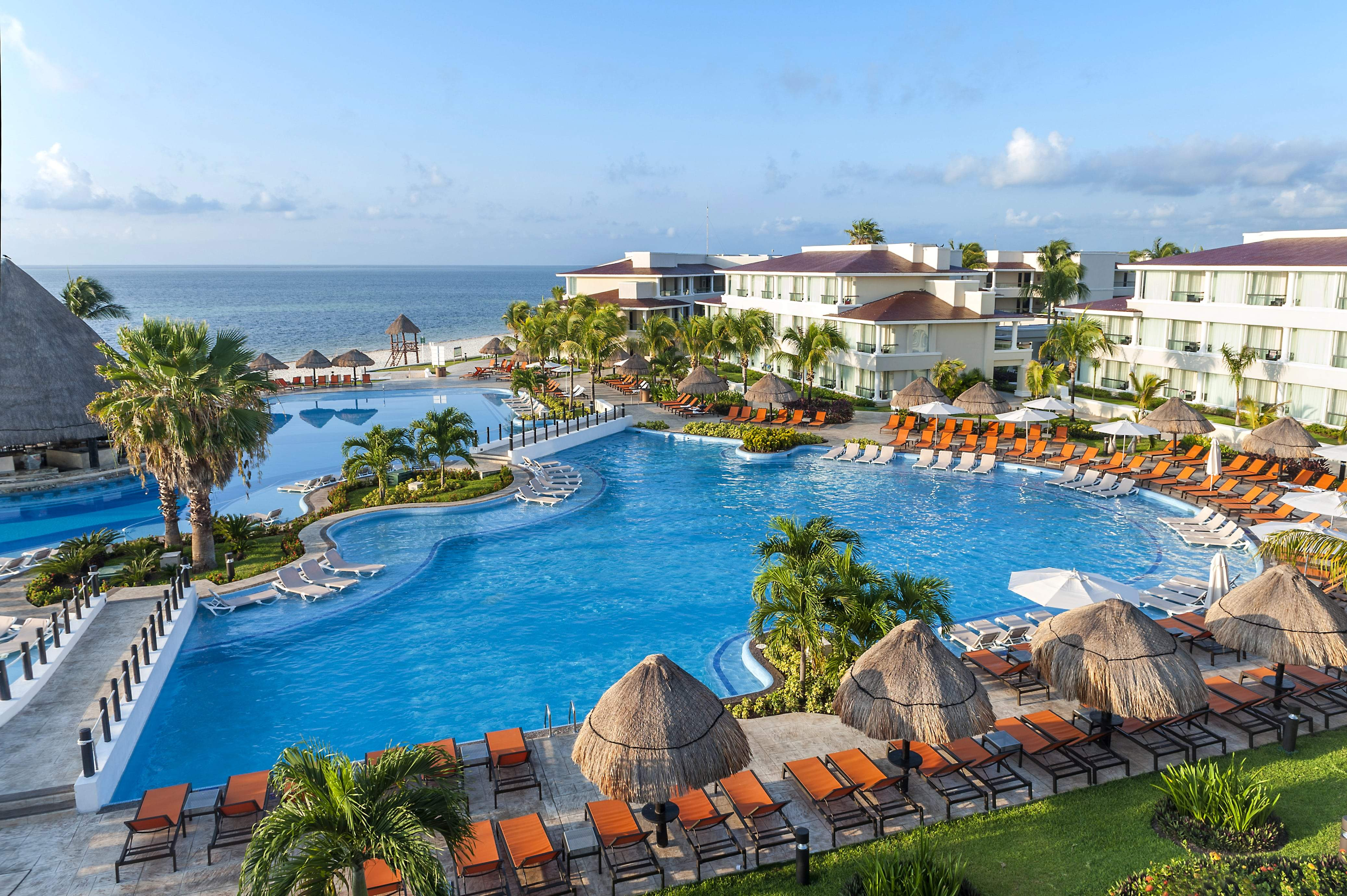 Moon Palace in Cancun, Mexico won Best Golf Resort in the Americas