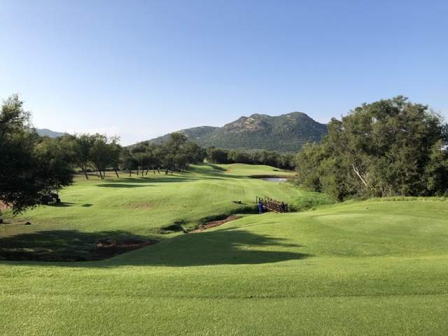 Gary Player Course at Sun City, South Africa, home of the Nedbank Challenge