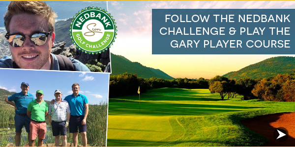 European Tour event, tthe Nedbank Challenge takes place this week in Sun City, South Africa