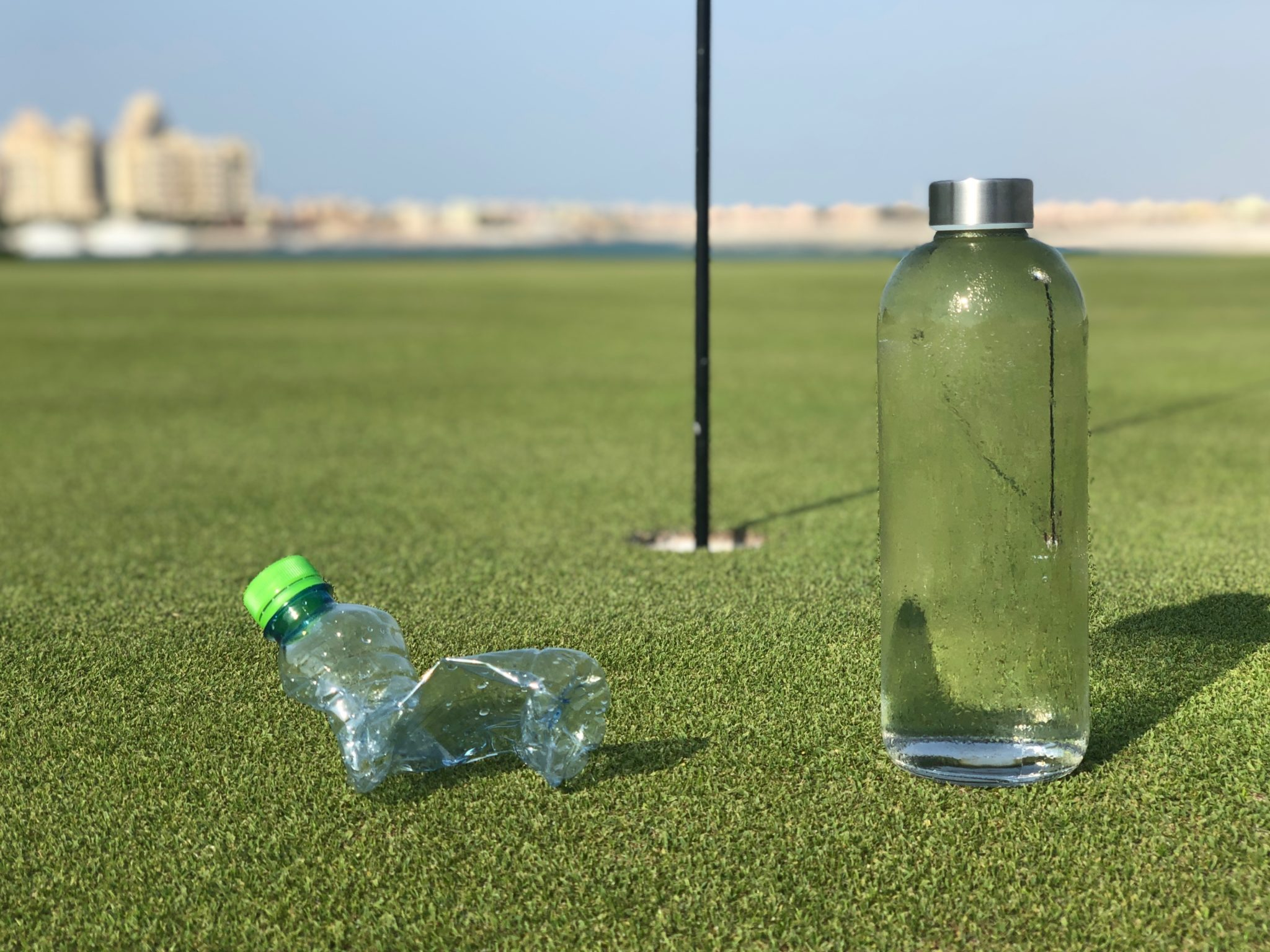 Al Hamra Golf Club becomes the first club in the Middle East to go Plastic Free
