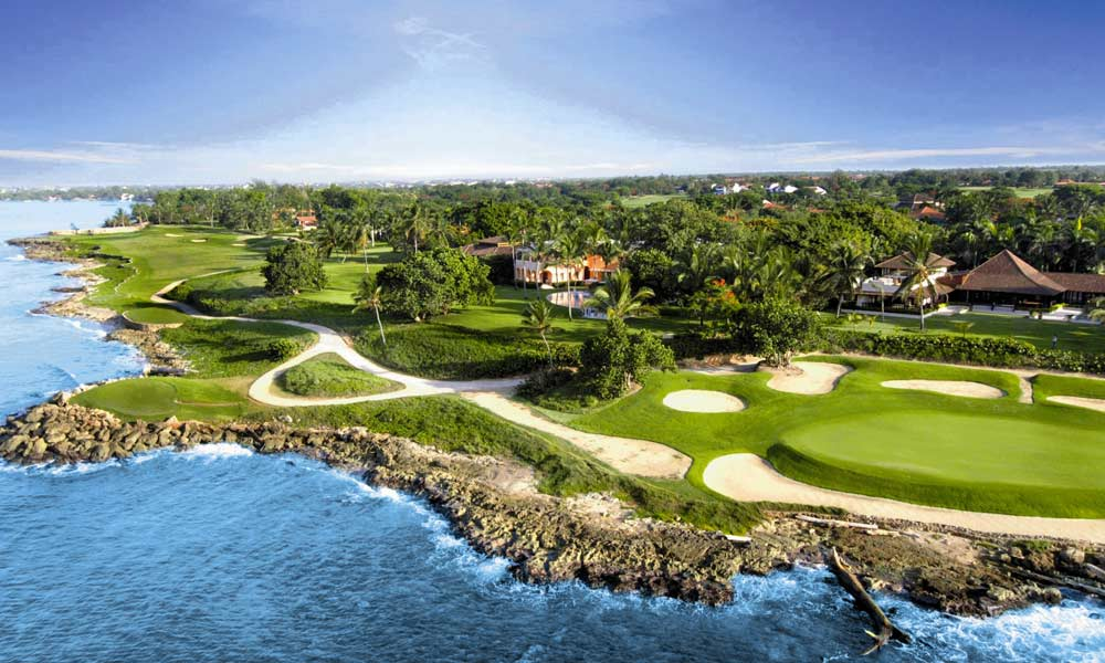 Pete Dye's Teeth of the Dog Course - Casa De Campo is considered the number 1 course in the carribean