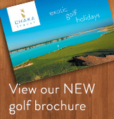 ChakaTravel golf brochure