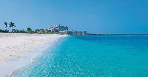 Emirates Palace beach - Abu Dhabi