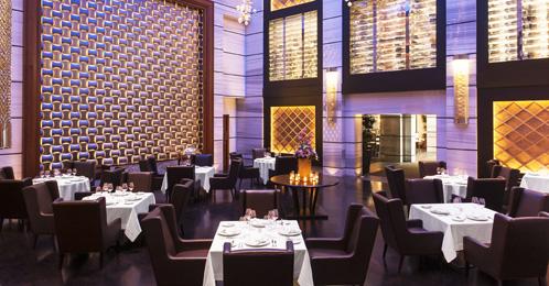 St Regis Saadiyat Island Resort 55&5th, The Grill - Abu Dhabi