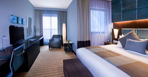 Traders Hotel accommodation - Abu Dhabi