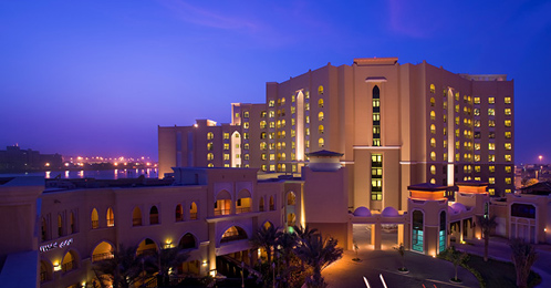 Traders Hotel exterior - Abu Dhabi