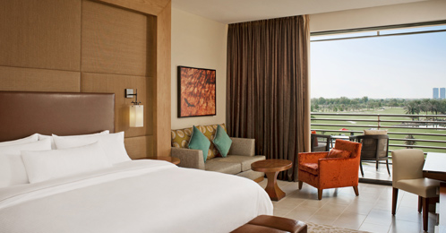 Westin Abu Dhabi Golf Resort accommodation - Abu Dhabi