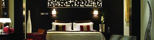 Suite at The Montgomerie Hotel in Dubai
