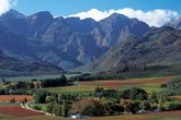 Beauty of the Winelands, South Africa