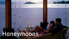 Malaysian honeymoons holidays travel beach