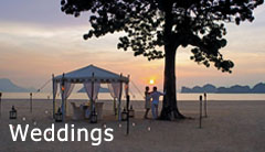 Malaysian general weddings travel beach