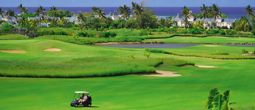 Golf holiday at Heritage Le Telfair Golf Spa Resort, Mauritius