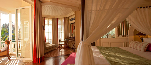 Accommodation at Heritage Le Telfair Golf and Spa Resort, Mauritius