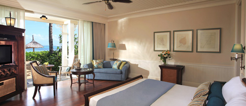 Rooms at Heritage Le Telfair Golf and Spa Resort, Mauritius