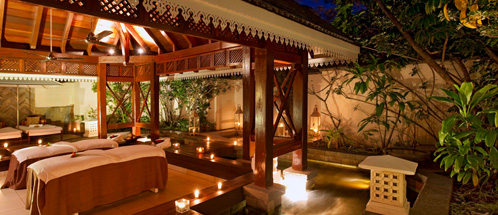 Spa at Heritage Le Telfair Golf and Spa Resort, Mauritius