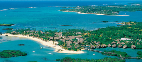 Constance Le Prince Maurice islands