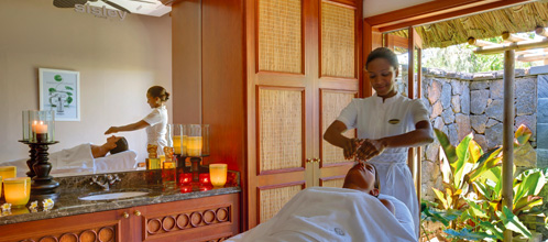 Spa at Constance Le Prince Maurice Mauritius