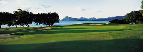 Golf at Paradis, Mauritius