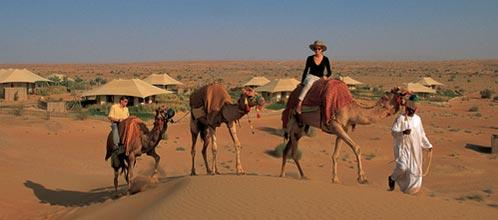 Emirates Al Maha Desert Resort, Dubai
