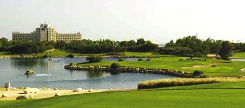 Jebel Ali Golf Resort, Dubai