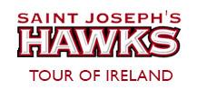 Saint Josephs Hawks basketball team logotype