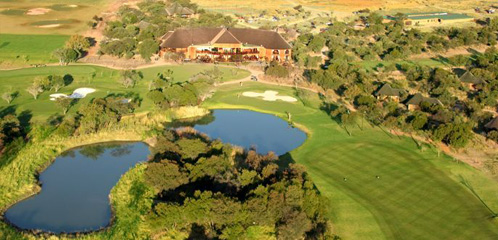 Zebula golf course green