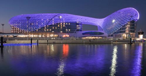 Yas Viceroy Hotel - Abu Dhabi