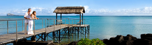 Honeymoons & weddings in Mauritius