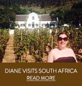 Diane's visit to South Africa