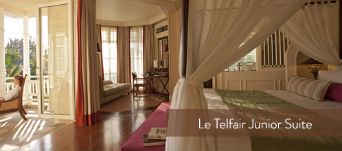Heritage Le Telfair Junior Suite