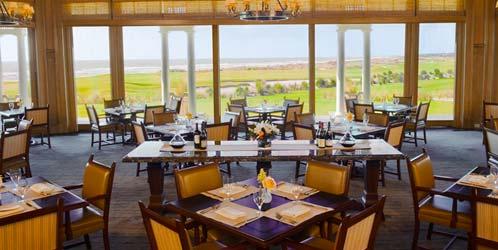 Kiawah Island Resort South Carolina USA Restaurant