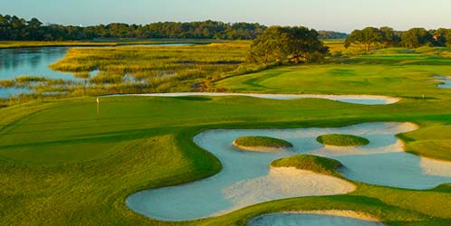Kiawah Island Resort South Carolina USA Golf Course