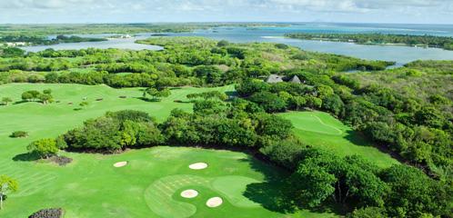 Constance Belle Mare Plage Le Prince Maurice Golf Course
