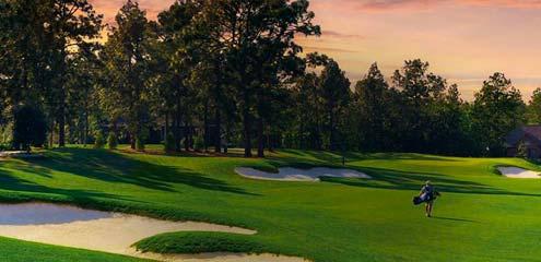Pinehurst North Carolina Golf Course