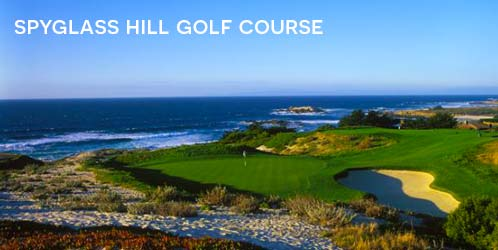 Spyglass Hill Golf Course Pebble Beach