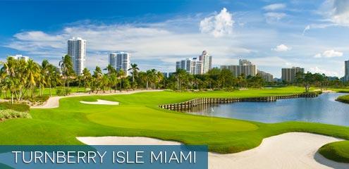 Turnberry Isle Miami Golf Course