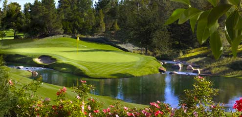 The Wynn Las Vegas Golf Course