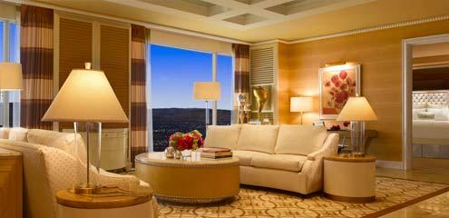 The Wynn Hotel Room Las Vegas