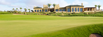 golfing at Mazagan in Morocco all inclusive